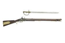 Thumbnail image of Bayonet Baker rifle bayonet