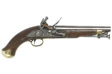 Thumbnail image of Flintlock military pistol - New Land Pattern