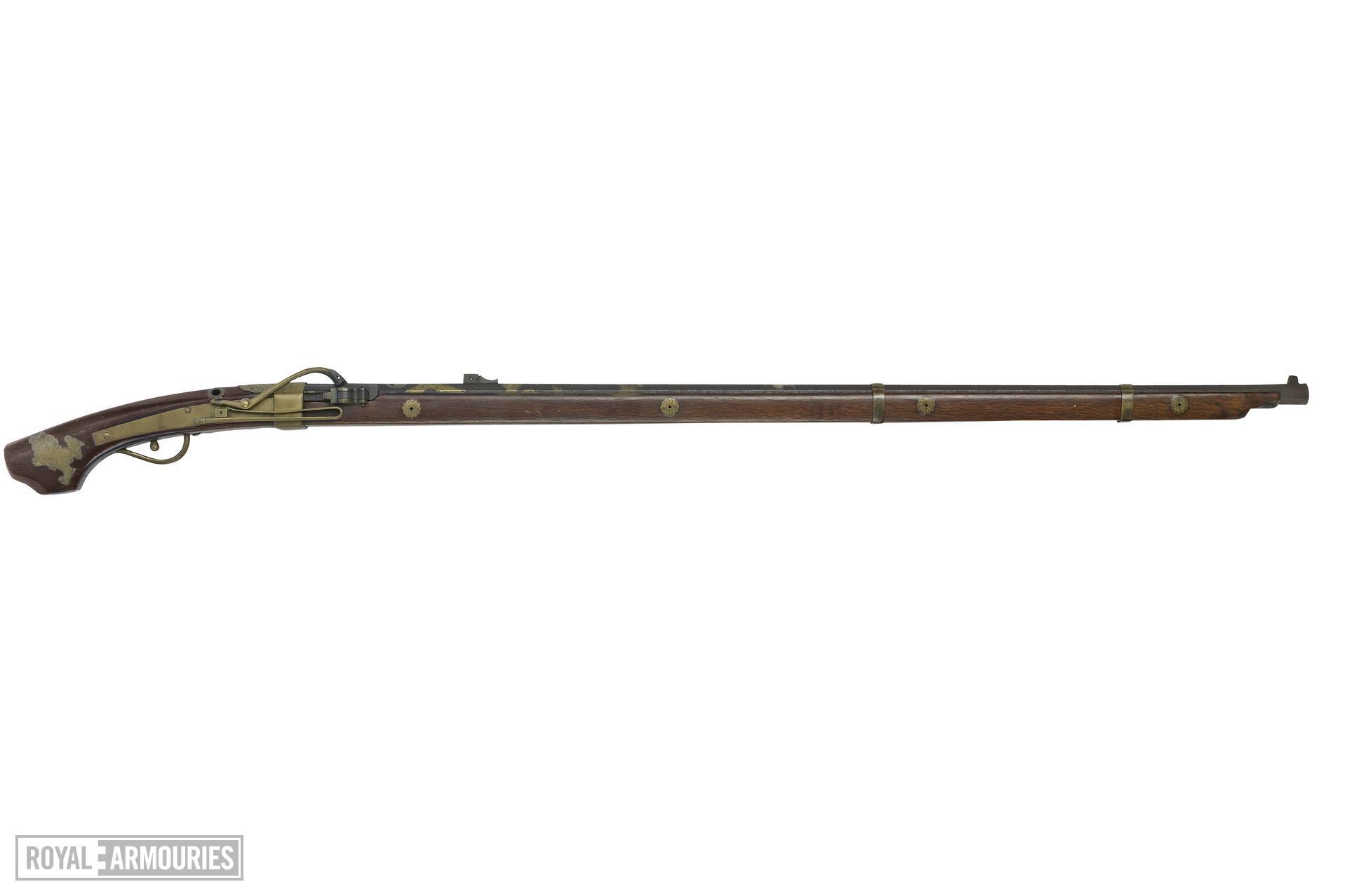 Matchlock musket (hinawa ju)