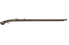 Thumbnail image of Matchlock musket (hinawa ju) by Kunitomo Tobei Shigeyasu