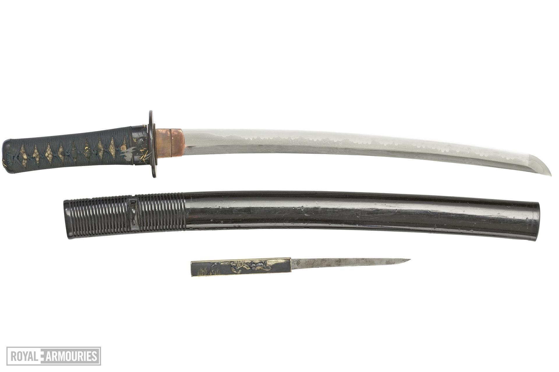 Sword (wakizashi)