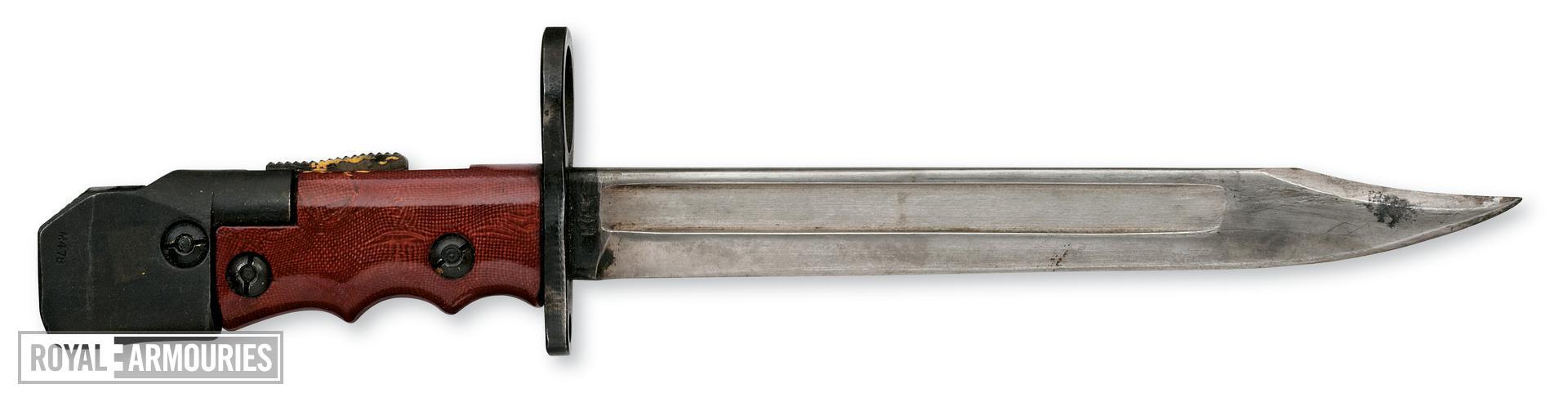 Bayonet Bayonet for No7 Mk 1 Knife