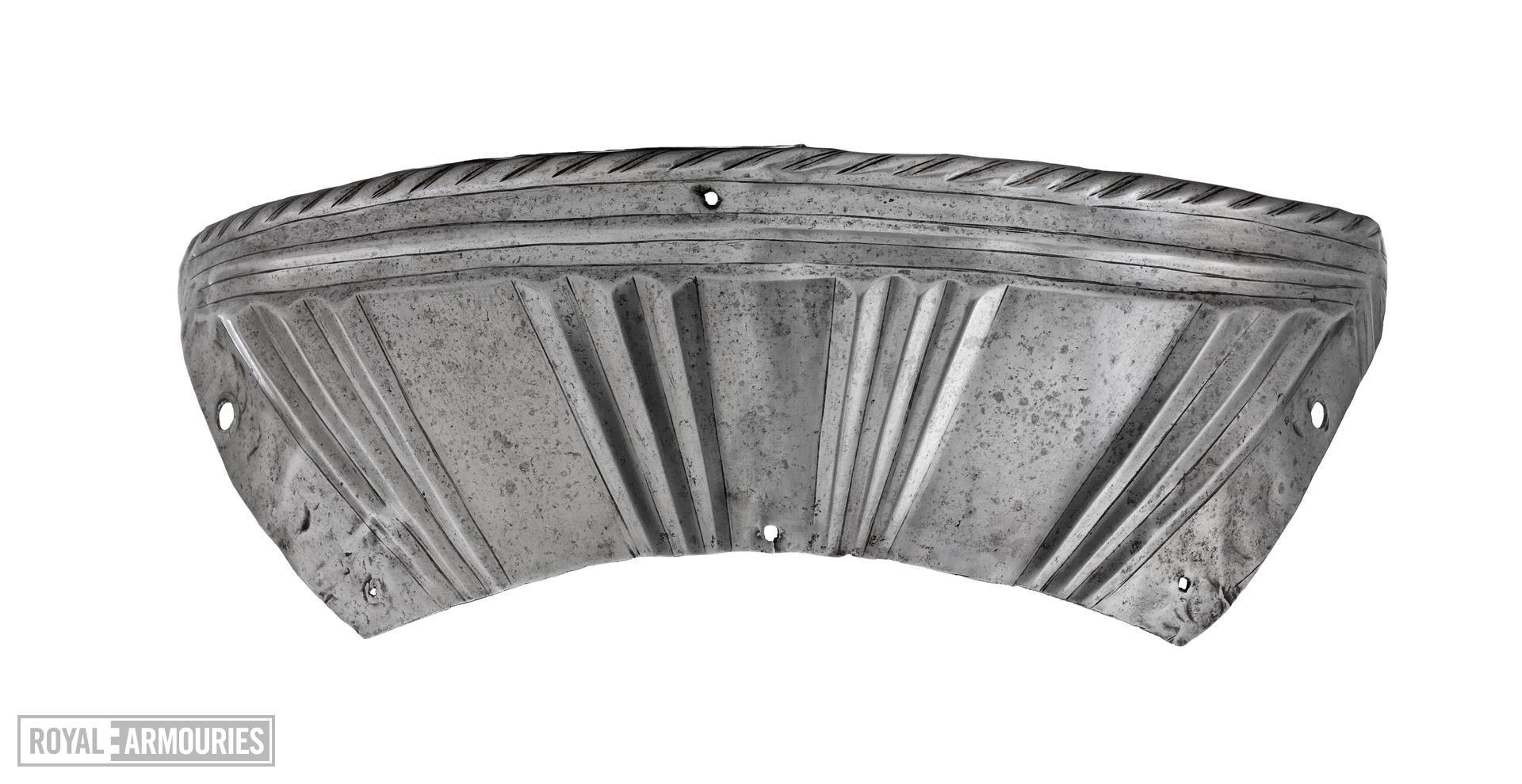 Saddle steel
