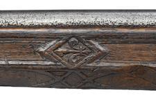 Thumbnail image of Wheellock breech-loading gun Of Henry VIII