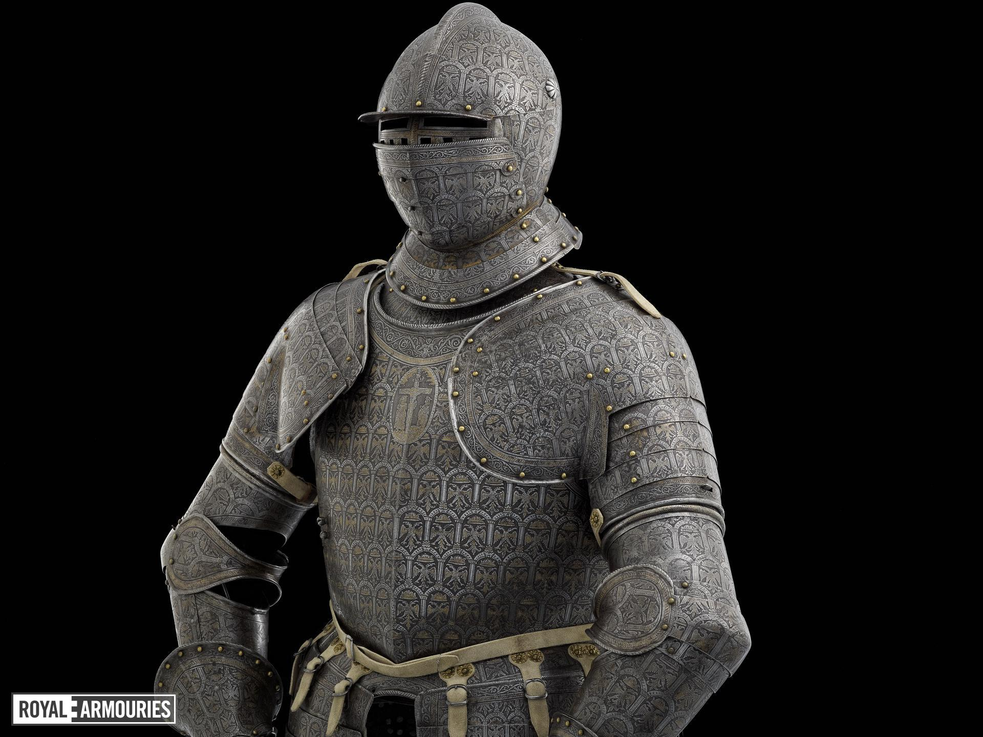 Demilance armour