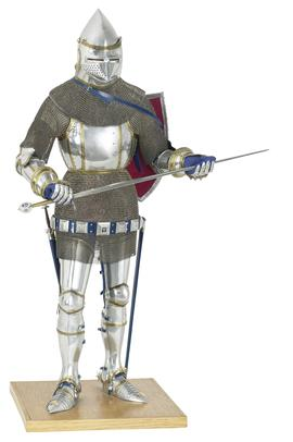 Model armour