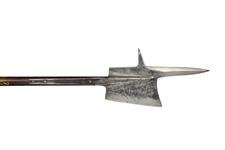 Thumbnail image of Halberd. German or Swiss, about 1480 (VII.1488)