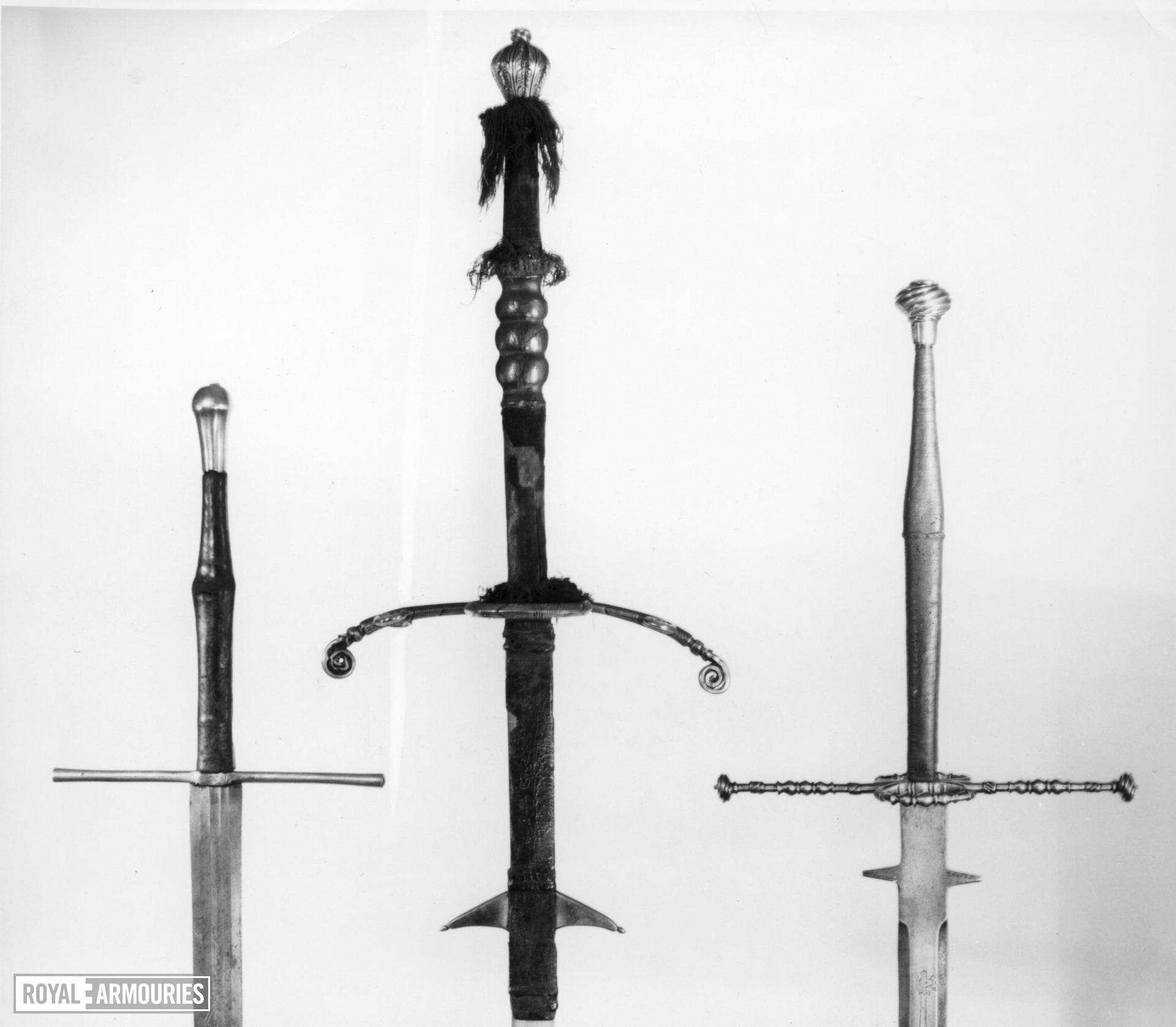 Sword - Two-hand sword Two-hand sword