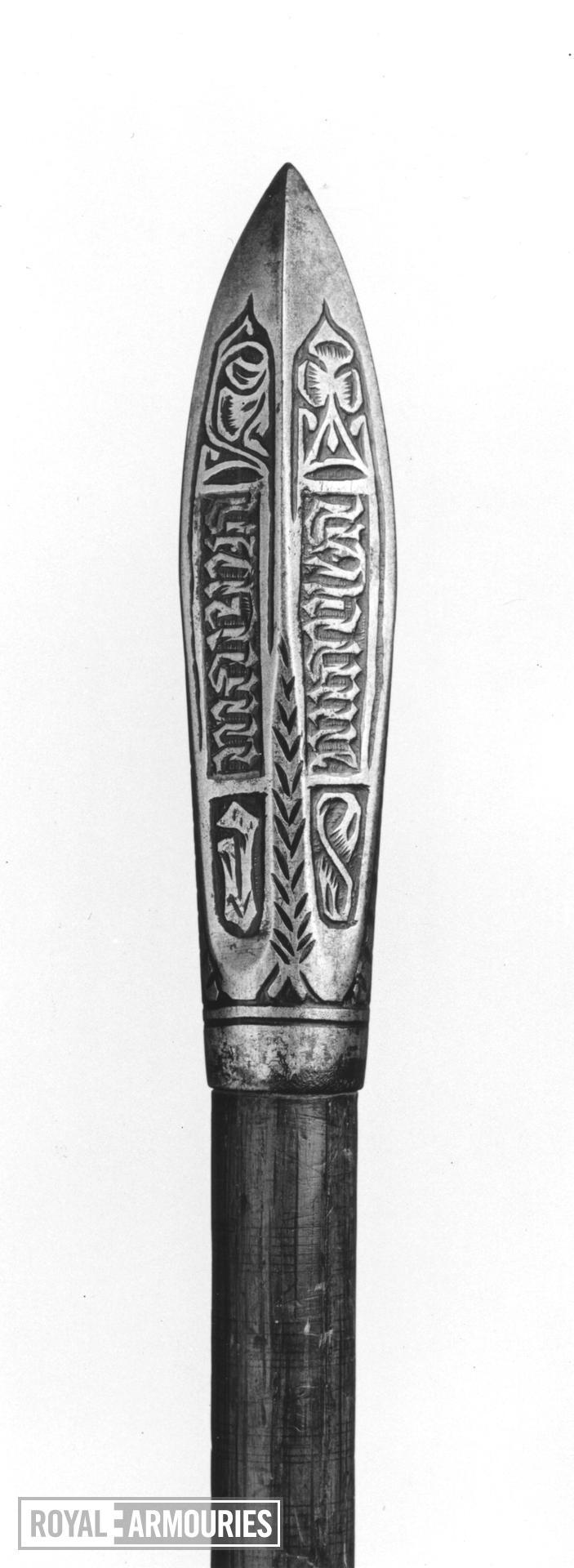 Arrow Ceremonial arrow