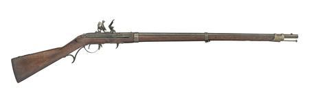 Thumbnail image of Flintlock breech-loading rifle - Model 1819 Hall John H. Hall's U.S. patent of 1811 with William Thornton