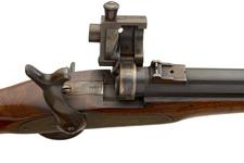 Thumbnail image of Rimfire breech-loading military carbine - Joslyn Carbine Joslyn Fire Arms Co