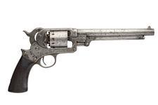 Thumbnail image of Percussion six-shot revolver - Starr Model 1860
