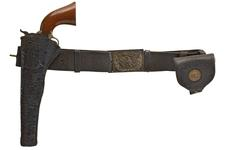 Thumbnail image of Percussion six-shot revolver - Colt Navy Model 1861