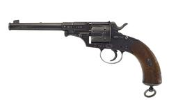 Thumbnail image of Centrefire six-shot revolver - Ordnance Model 79 Also known as a Reichsrevolver.