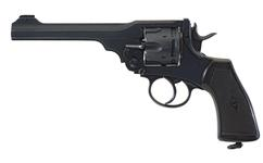 Thumbnail image of Centrefire six-shot military revolver - Webley Mk.VI