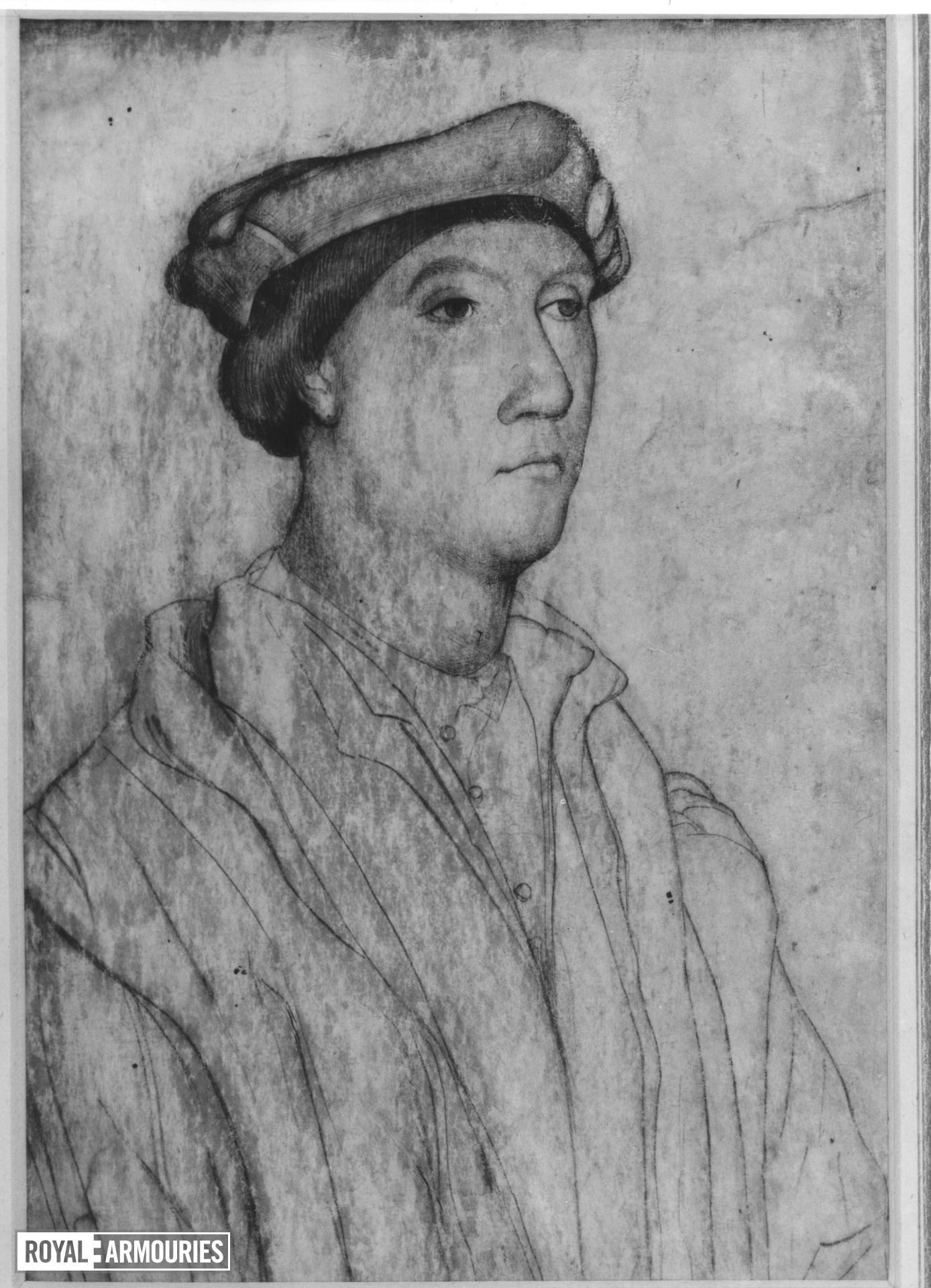 Drawing - Sir Richard Southwell