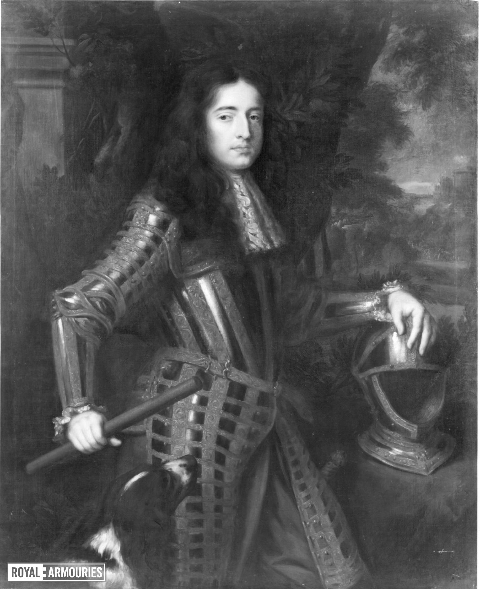 Painting Portrait of William III as Prince of Orange