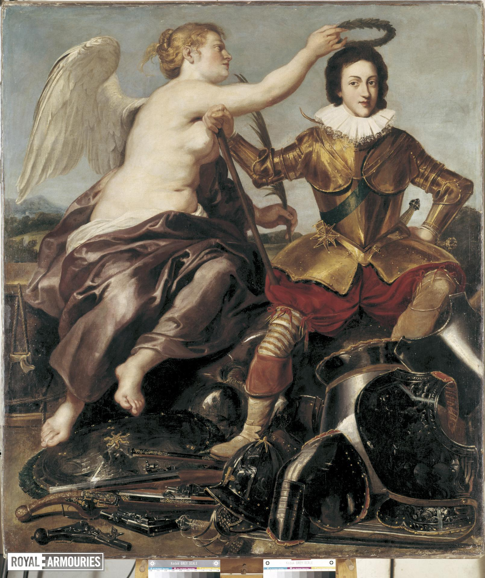 Painting - Louis XIII of France