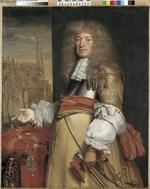 Thumbnail image of Painting Portrait of Sir John Robinson, by John Michael Wright, about 1669 - 1675.