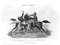 Thumbnail image of Print Corporal Shaw at Waterloo