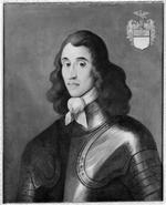 Thumbnail image of Painting Portrait of Major General Charles Worsley, 1622-1656. Oil on canvas