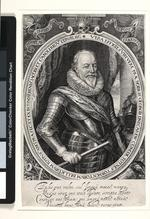 Thumbnail image of Print Engraved portrait of George Carew, Earl of Totnes, (1555-1629)