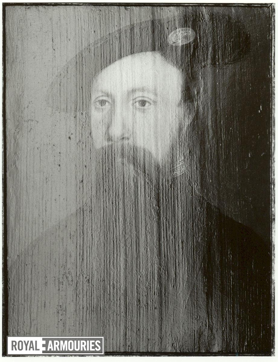 Painting Portrait of Sir Thomas Seymour, Lord Seymour of Sudeley, 1508-1549.