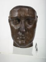 Thumbnail image of Wooden head Possibly Henry V