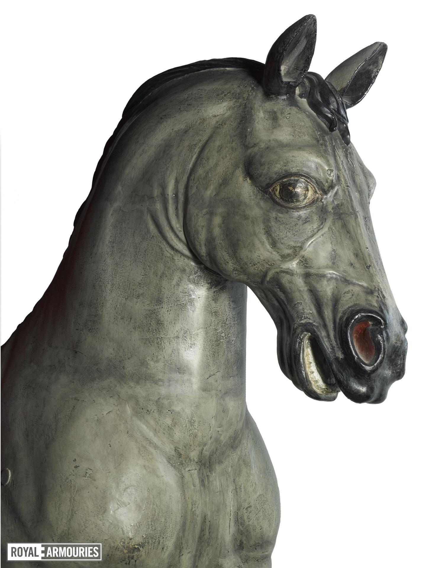 Equestrian mannequin