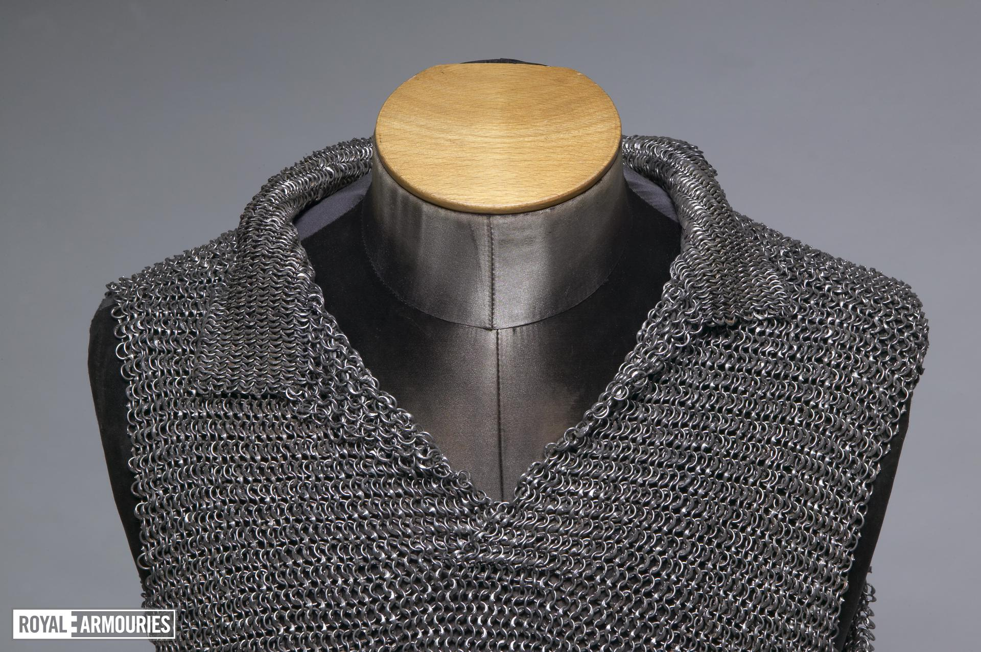 Mail shirt, European, second half 15th century (III.1429)