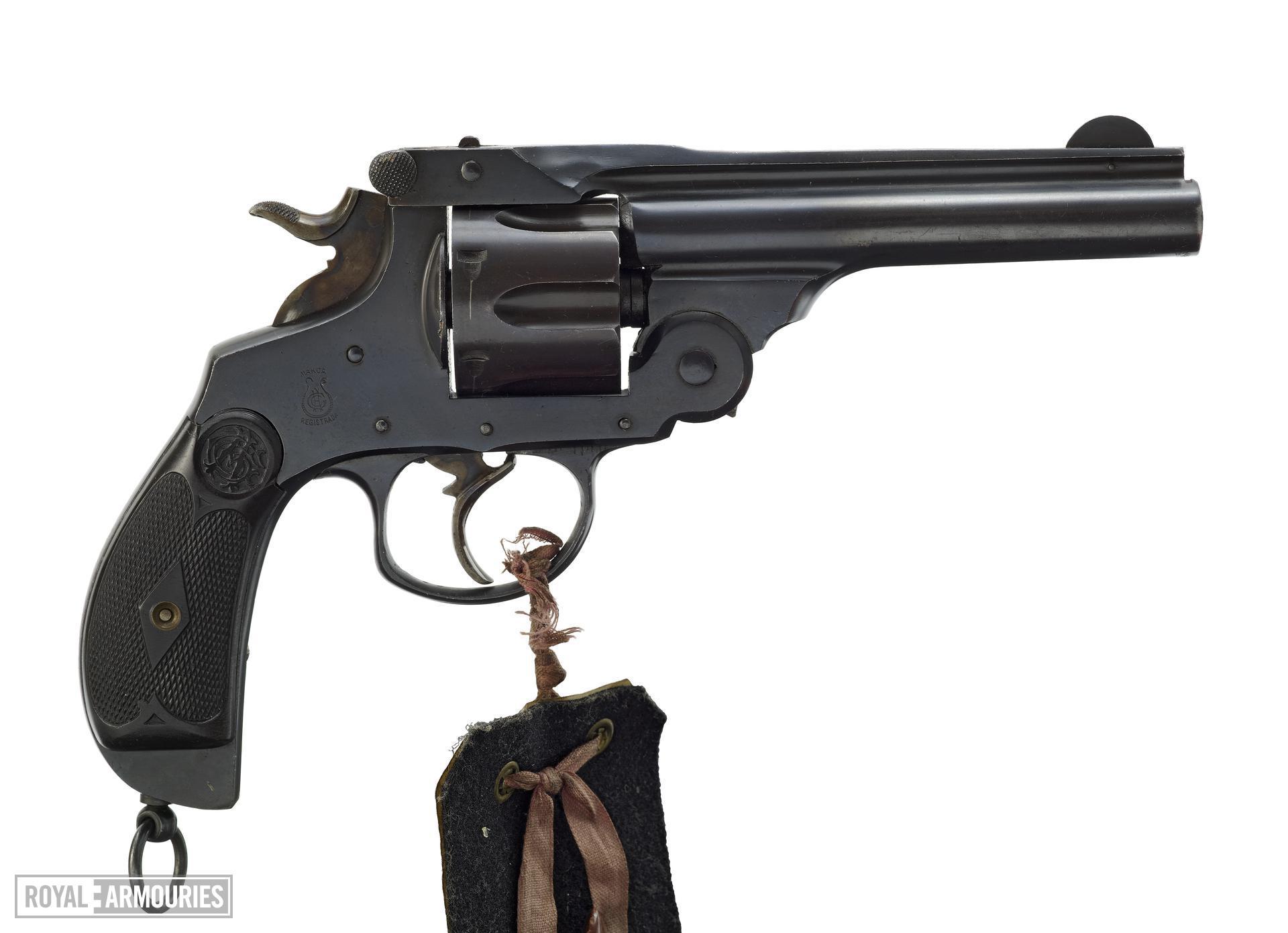 Centrefire six-shot military revolver - O.P. (Old Pattern) No.1 Mk.I Sealed Pattern