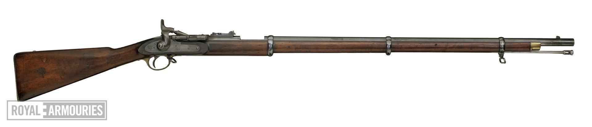 Centrefire breech-loading military rifle - Snider Mk.III, pattern sample