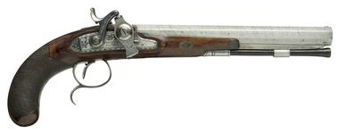 Thumbnail image of Percussion pistol By Forsyth