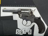 Thumbnail image of Centrefire six-shot revolver - Colt Lightning Model 1877
