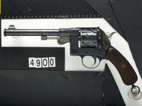Thumbnail image of Centrefire six-shot revolver - Mauser Zig Zag model