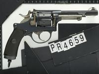 Thumbnail image of Centrefire six-shot revolver - Ordnance Model 1882