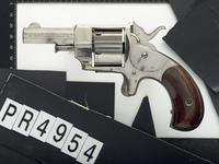 Thumbnail image of Rimfire six-shot revolver - Forehand and Wadsworth Terror