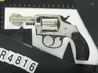 Thumbnail image of Centrefire five-shot revolver