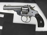 Thumbnail image of Rimfire seven-shot revolver - Harrington & Richardson Premier 22, Automatic Ejecting Model The Premier 22