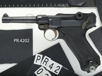 Thumbnail image of Centrefire self-loading pistol - Luger Krieghoff P08