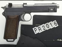 Thumbnail image of Steyr Hahn pistol, Model 1912. Austrian
