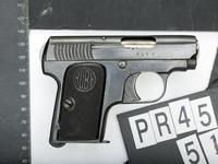 Thumbnail image of Centrefire self-loading pistol - Ruby