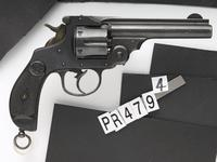 Thumbnail image of Centrefire six-shot revolver - Garate Anitua Y CIA Smith and Wesson type