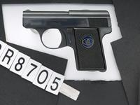 Thumbnail image of Centrefire self-loading pistol - Walther Model 9