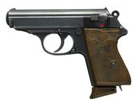 Thumbnail image of Centrefire self-loading pistol - Walther Model PPK