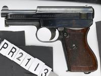 Thumbnail image of Centrefire self-loading pistol - Mauser 1934