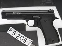 Thumbnail image of Centrefire self-loading pistol - SACM Model 1935A