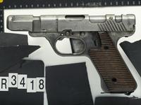 Thumbnail image of Centrefire self-loading pistol - Mauser VP Experimental