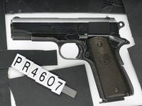 Thumbnail image of Centrefire self-loading pistol - Colt Commander Light weight