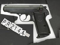 Thumbnail image of Centrefire self-loading pistol - Walther Model 1948